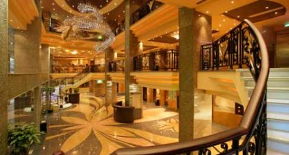 Casino Golden Dragon: lobby