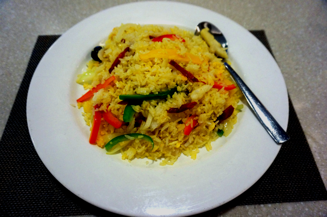 Villa Picasso Macau: Balcahau Fried Rice