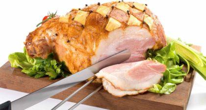Grand Orbit: Barbecued Ham