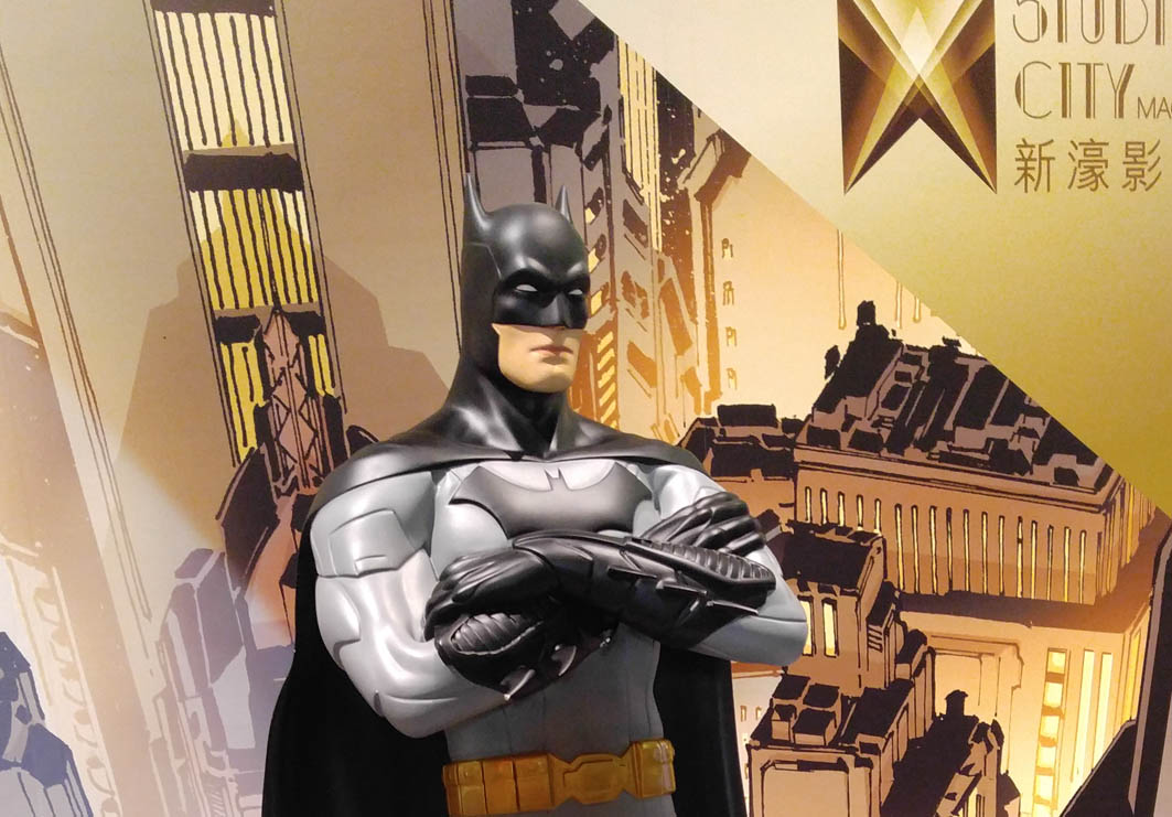 Studio City Dark Flight Macau: Batman Figure