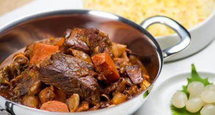 Terrace Restaurant: Beef Bourguignon