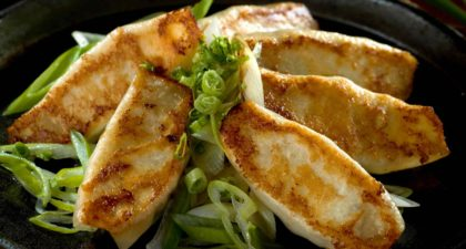North: Beijing Pan-fried Pork Dumplings