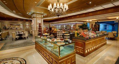Praha Restaurant: Buffet