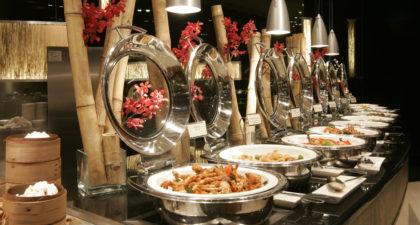 Bambu: Buffet