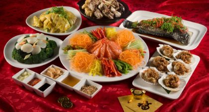 Broadway Food Street: Chinese new year special