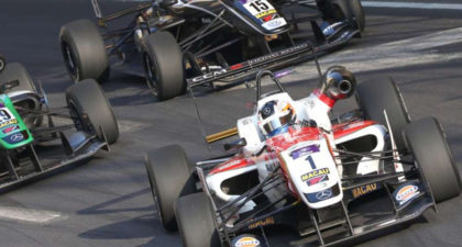 Macau Grand Prix: Close-up of Cars