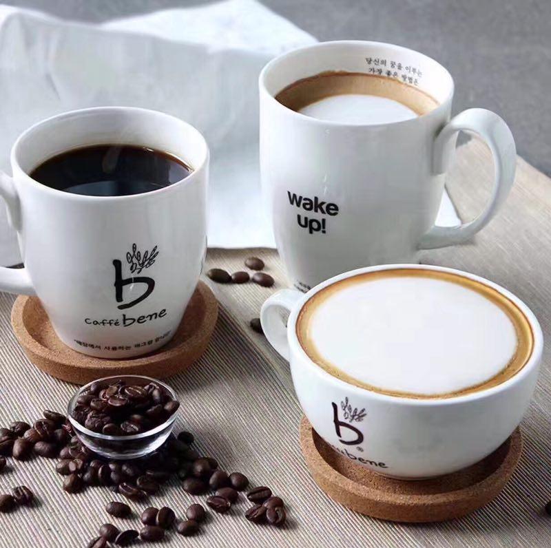Caffe Bene Macau: Coffee