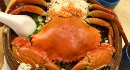 濠江志記美食: Crab