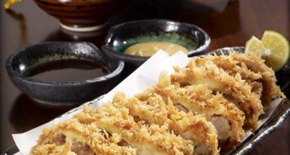 New Furusato: Deep-fried Portugal Black Pork Mille-feuille