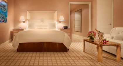 Wynn Macau: Deluxe Room at Wynn Tower