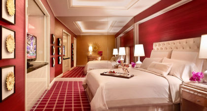 Wynn Macau: Deluxe Suite at Encore Tower