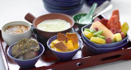 Beijing Kitchen: desserts