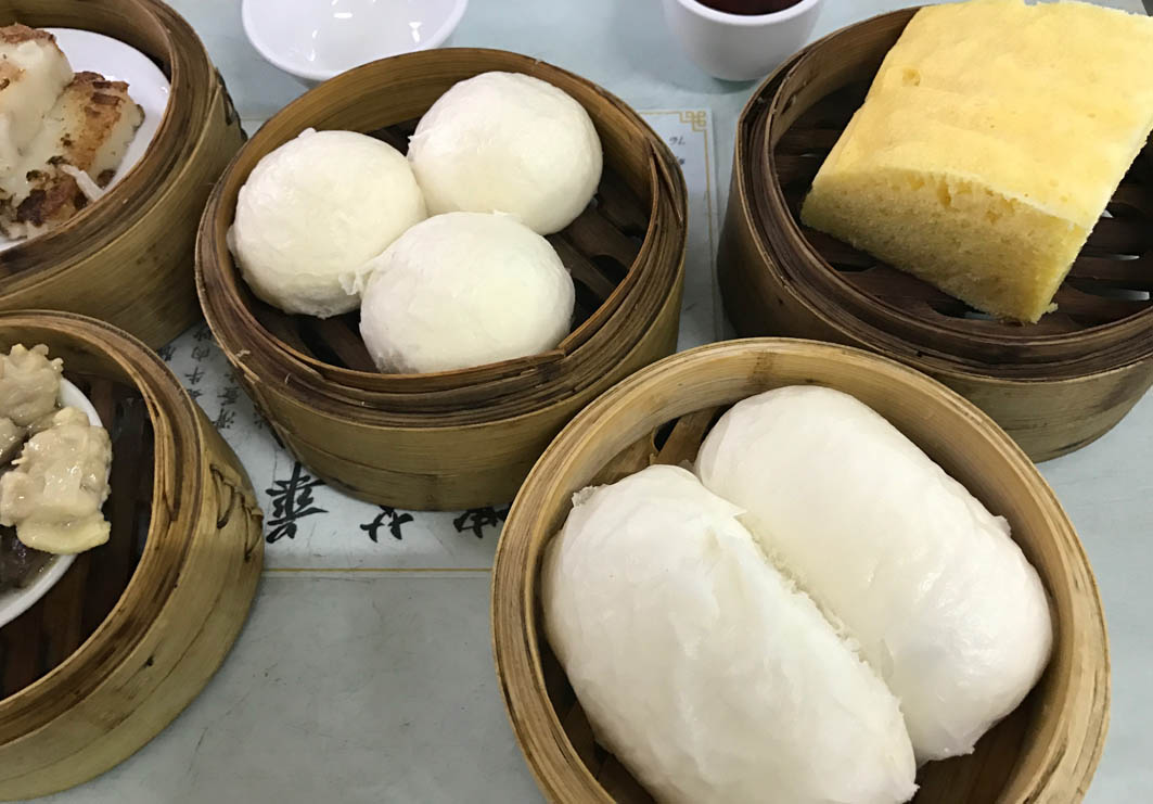 Long Wa Tea House Macau: Dim Sum