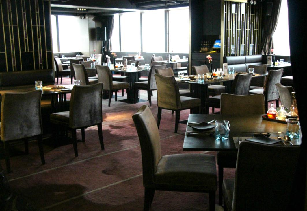 Sky 21 Macau: Dining Area