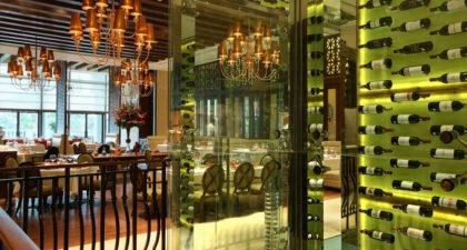 Portofino: Dining Lounge