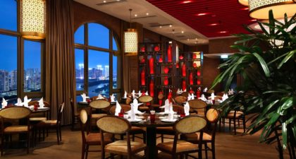 Le Chinois: Dining Room