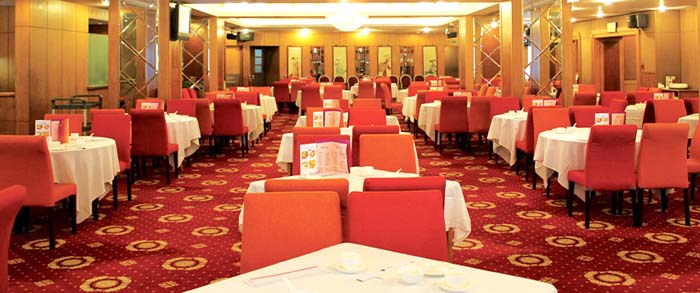 Gold Moon Garden Chinese Restaurant: Dinning Room