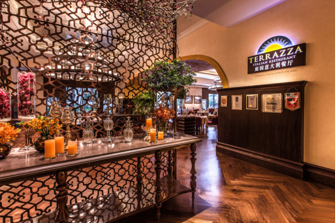 Galaxy Macau: Terrazza Italian Restaurant