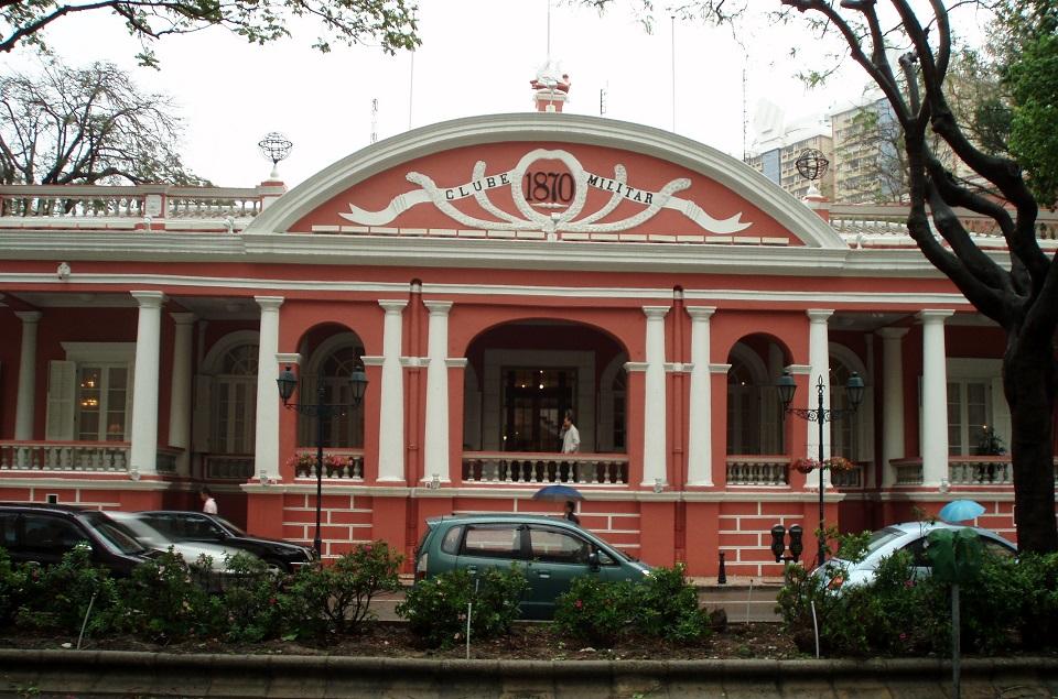Clube Militar Macau: Entrance