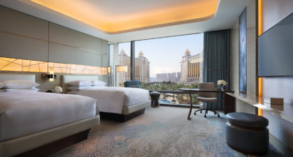 JW Marriott Hotel Macau: Executive Room