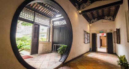Mandarin's House: Exit