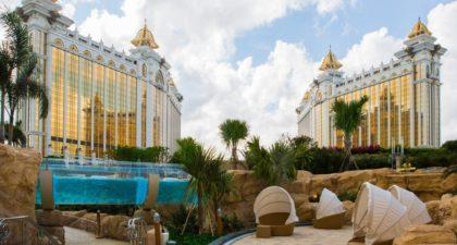 JW Marriott Hotel Macau: Exterior