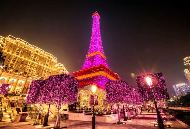 澳门巴黎人