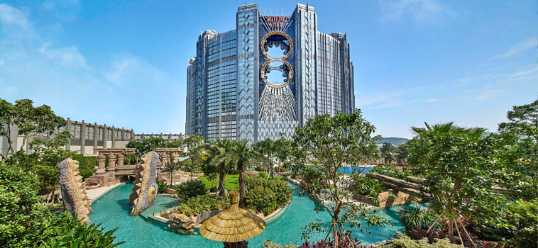 Studio City Macau: Exterior