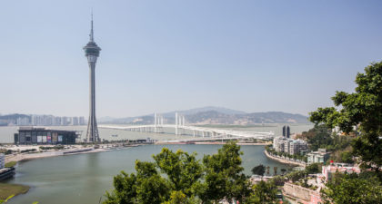 Macau Tower: Exterior