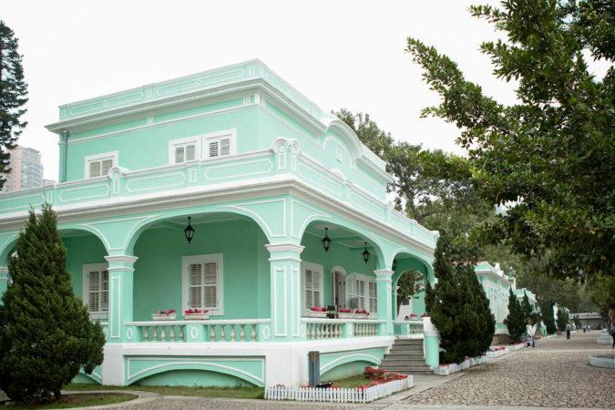 龍環葡韻住宅式博物館