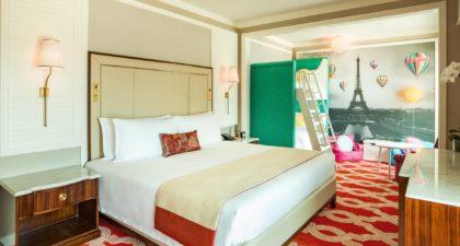 Parisian Macau: Famille Room in