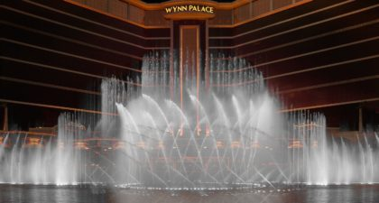 Wynn Palace: Front