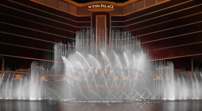 Wynn Palace: Front
