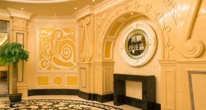 Rio Hotel & Casino: Gaming Area