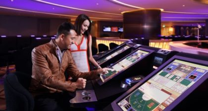 Emperor Palace Casino: Gaming Machines