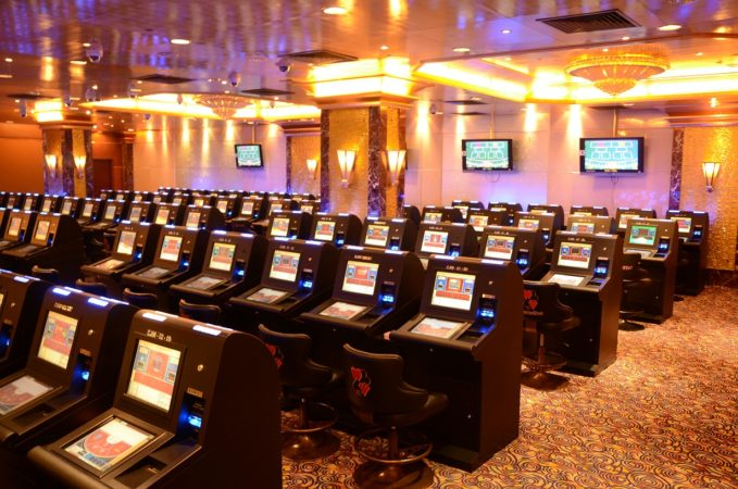 Grandview Casino Hotel: Gaming Machines