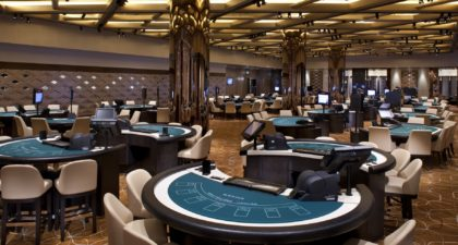 City of Dreams Casino: Gaming Table
