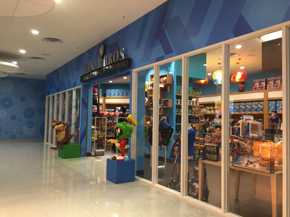 Warner Bros. Fun Zone Macau: Gift Shop