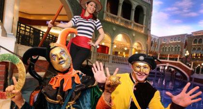 Venetian Macau: Gondola Rides