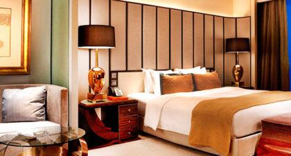 MGM Macau: Grand Deluxe Ocean View Rooms
