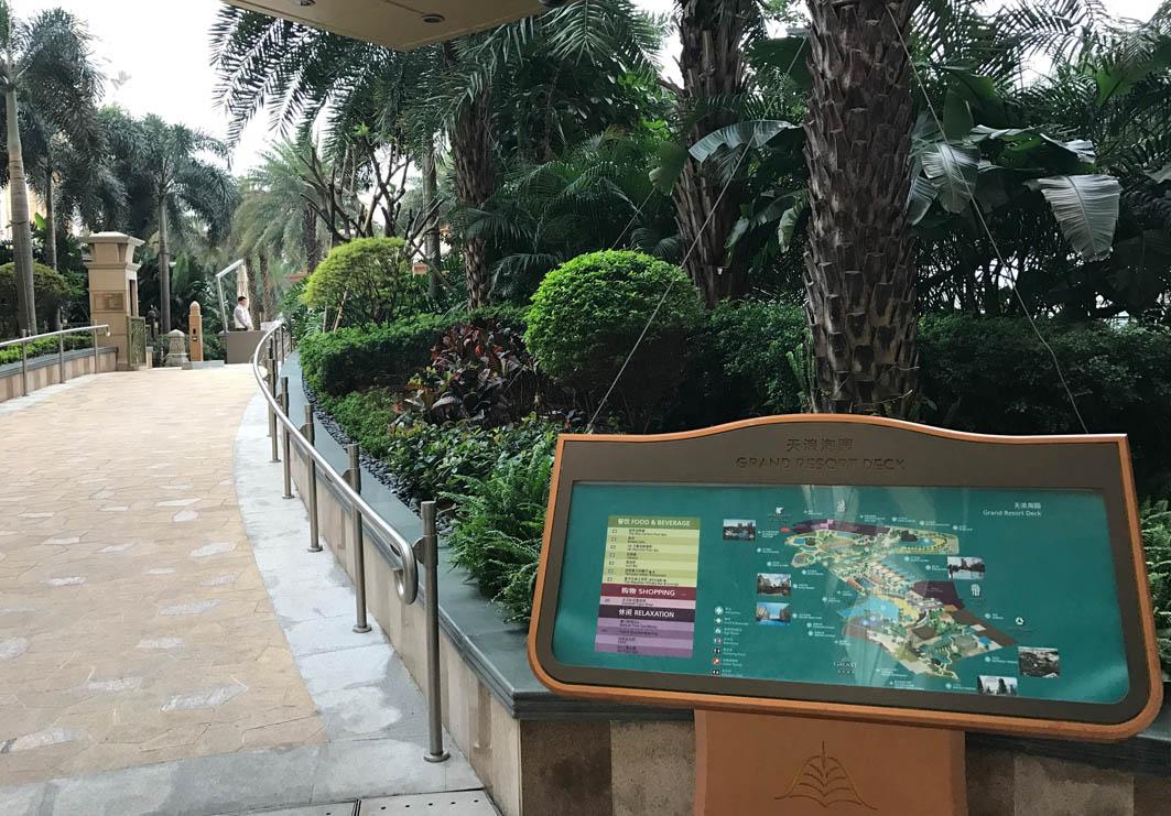 Macau: Grand Resort Deck
