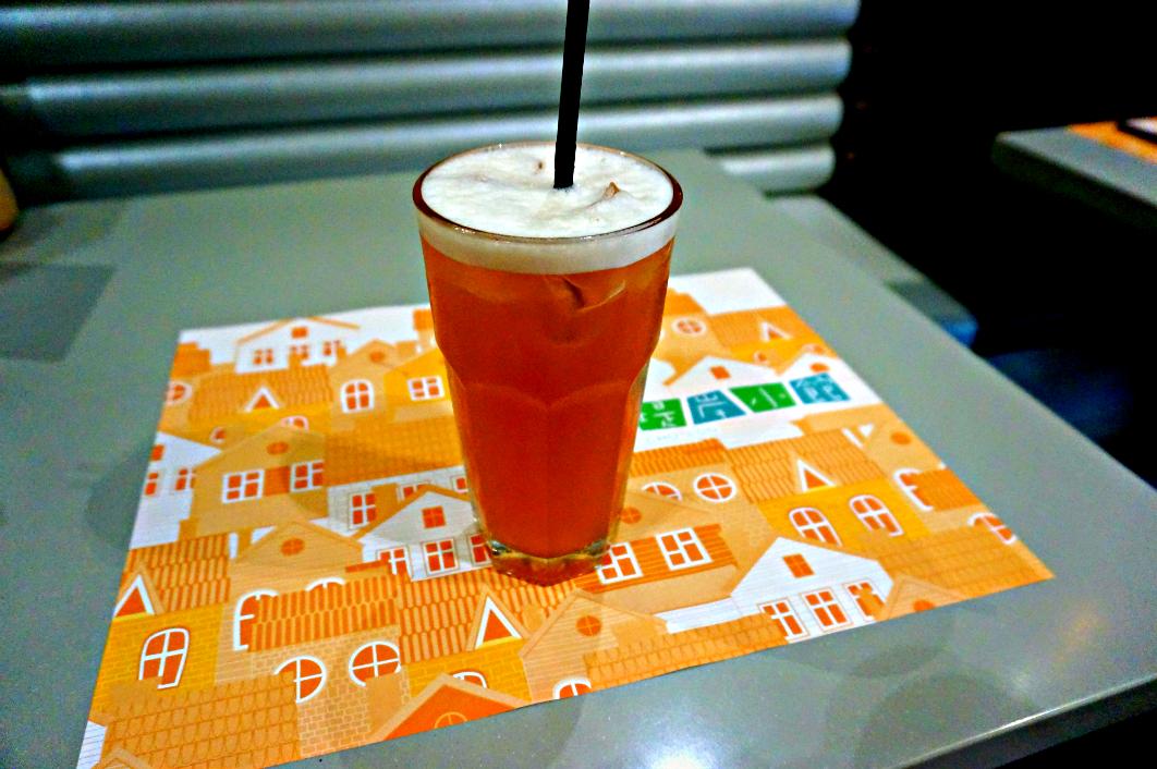 Culinaria Vietnamita Cho Lon Macau: Grapefruit Tea