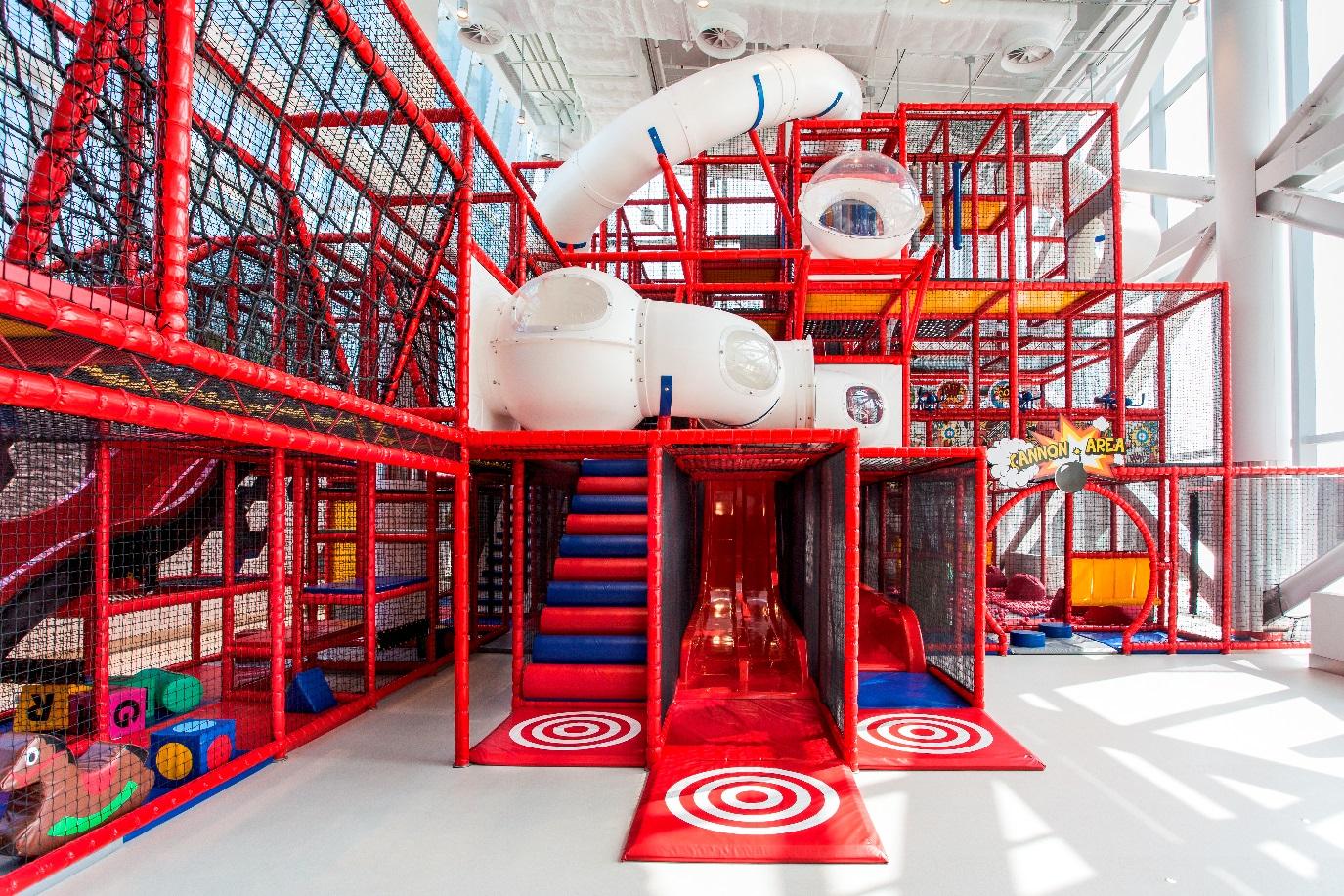 Kids' City Macau: Indoor Play Area