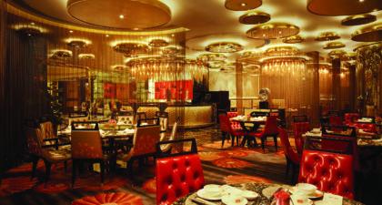 Feng Wei Ju: Interior