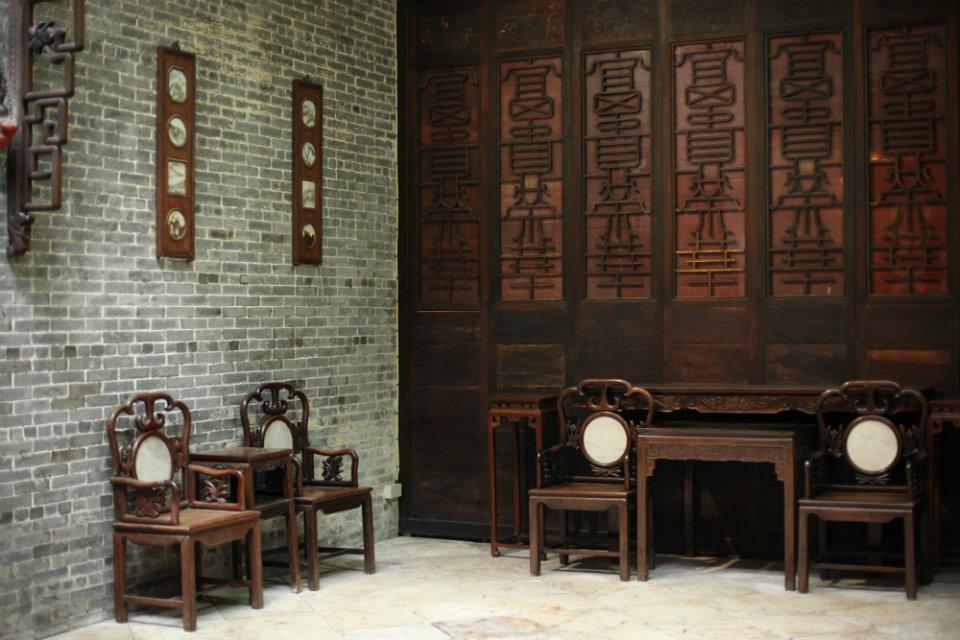 Lou Kau Mansion Macau: Interior