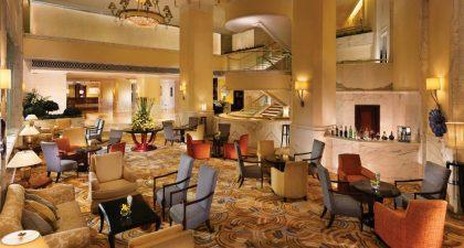 Hotel Royal Lobby Lounge: Interior