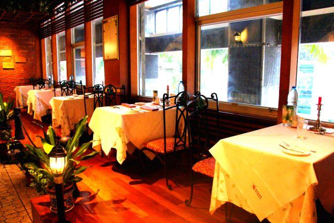 Restaurante Vinha: Interior