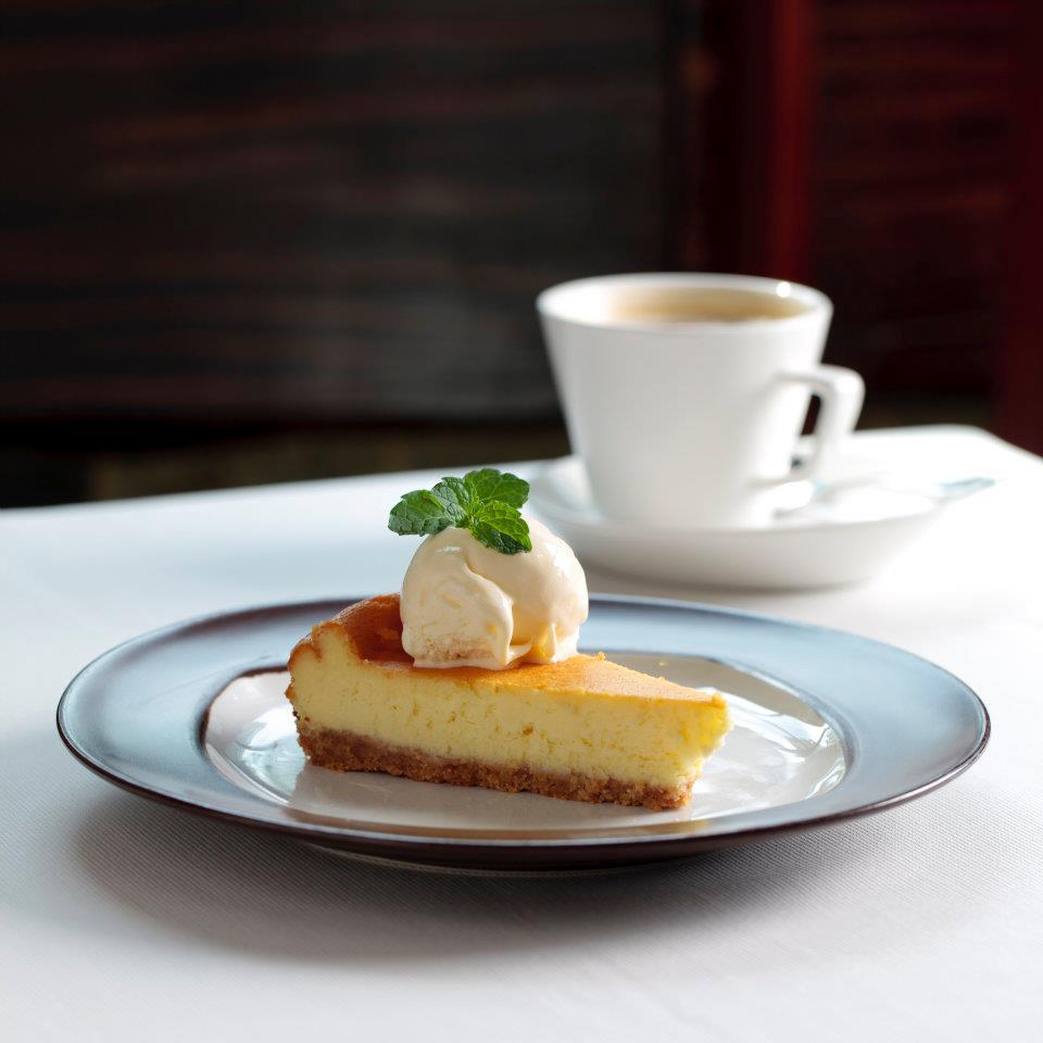 La Cucina Italiana Macau: Italian Cheese Cake