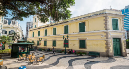 Dom Pedro V Theatre: Leisure Place
