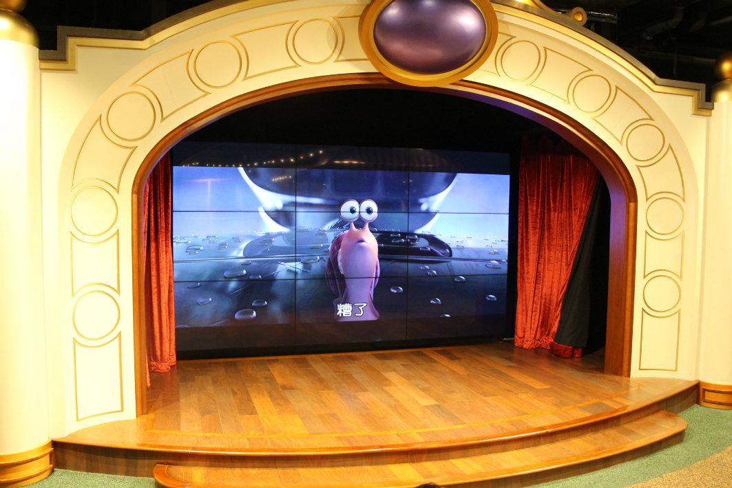 Qube Kingdom at Qube Parisian in Macau, Little Cinema